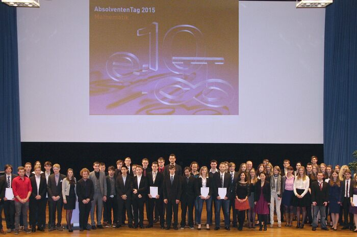 AbsolventenTag 2015