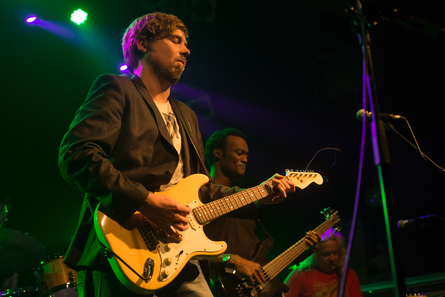 Mischa Gohlke and Band
