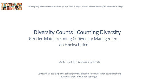 Presentation by PD Dr. Andreas Schmitz